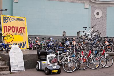 Городские байки: 10 велопрокатов в Москве. Изображение № 6.
