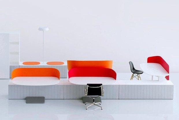Новые подходы корганизации офисного пространства. Изображение № 17.