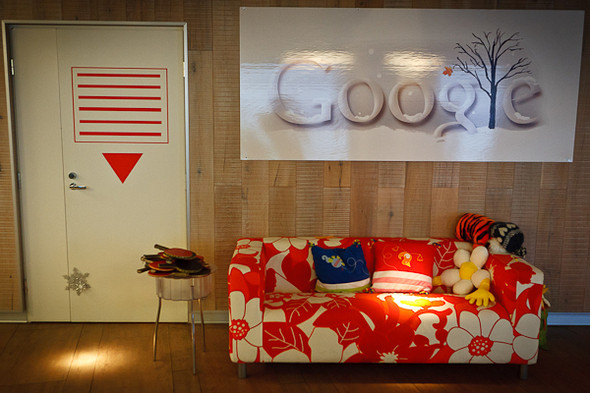 Офис недели: Google (Петербург). Изображение № 39.