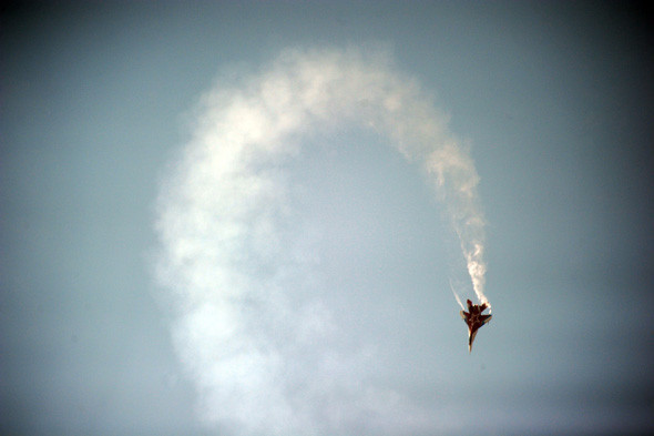 Фоторепортаж: Авиасалон МАКС-2011. Изображение № 11.