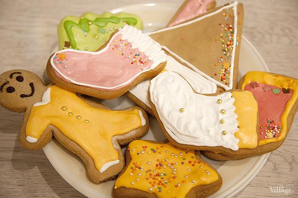 Сладкий Санта: Имбирные человечки и другие новогодние десерты навынос. Изображение № 22.