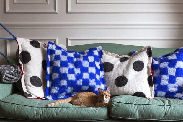 Как преобразить квартиру спомощью текстиля. Изображение №4.