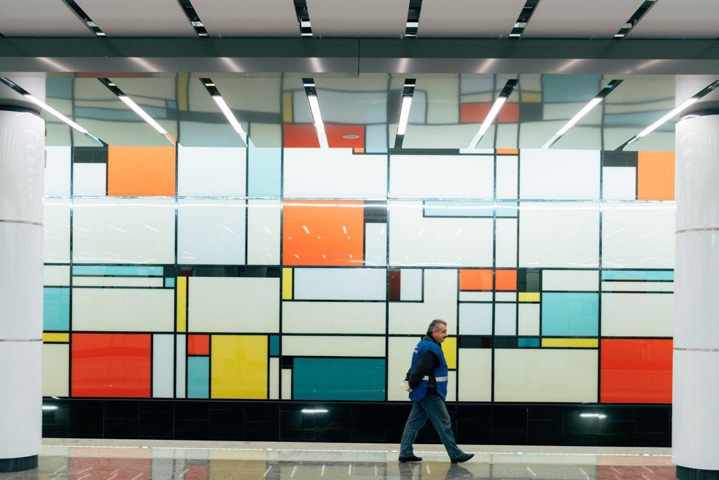 Как устроена новая станция метро «Румянцево». Изображение № 10.