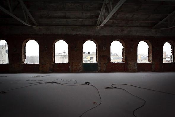Группа «Фабрика»: Гид по арт–пространствам Обводного канала. Изображение № 64.