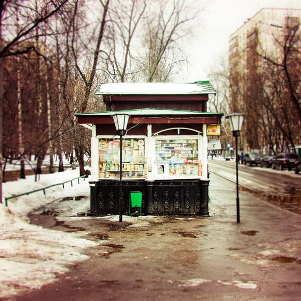 В зоне риска: Трамвайная остановка «Красностуденческий проезд». Изображение № 8.