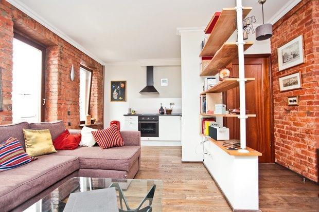 Какие квартиры сдают наAirbnb вРоссии. Изображение № 11.