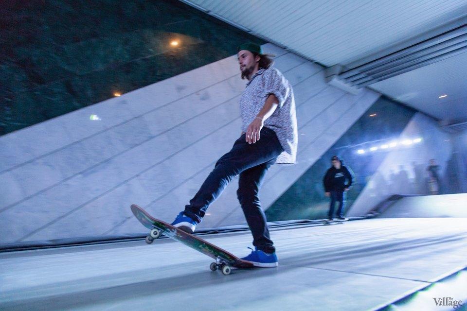 Фото ночи: Скейтерский чемпионат в метро. Изображение № 18.