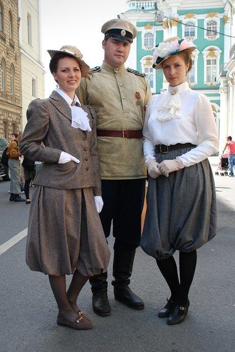 Люди в городе: Участники «Твидового вояжа» в Петербурге. Изображение № 30.