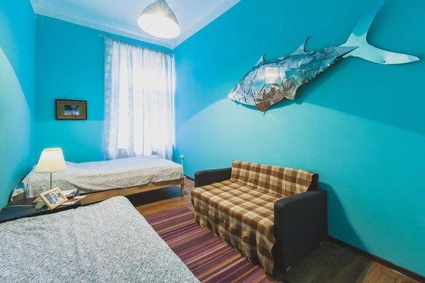 Свежий номер: 7 новых хостелов вПетербурге . Изображение № 25.