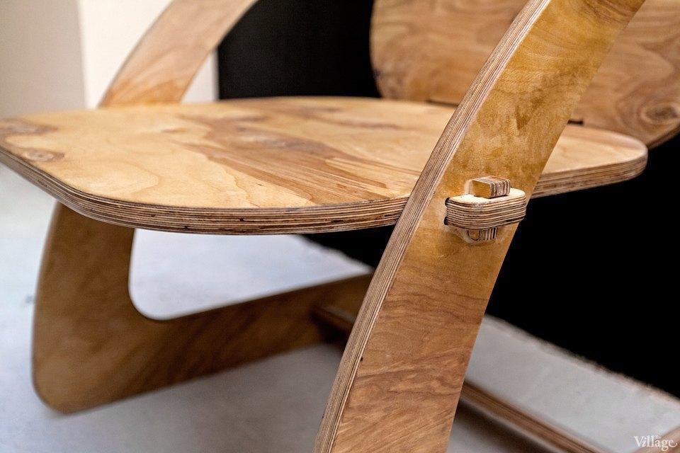 Сделано в Киеве: Мебель HovART Workshop. Изображение № 5.