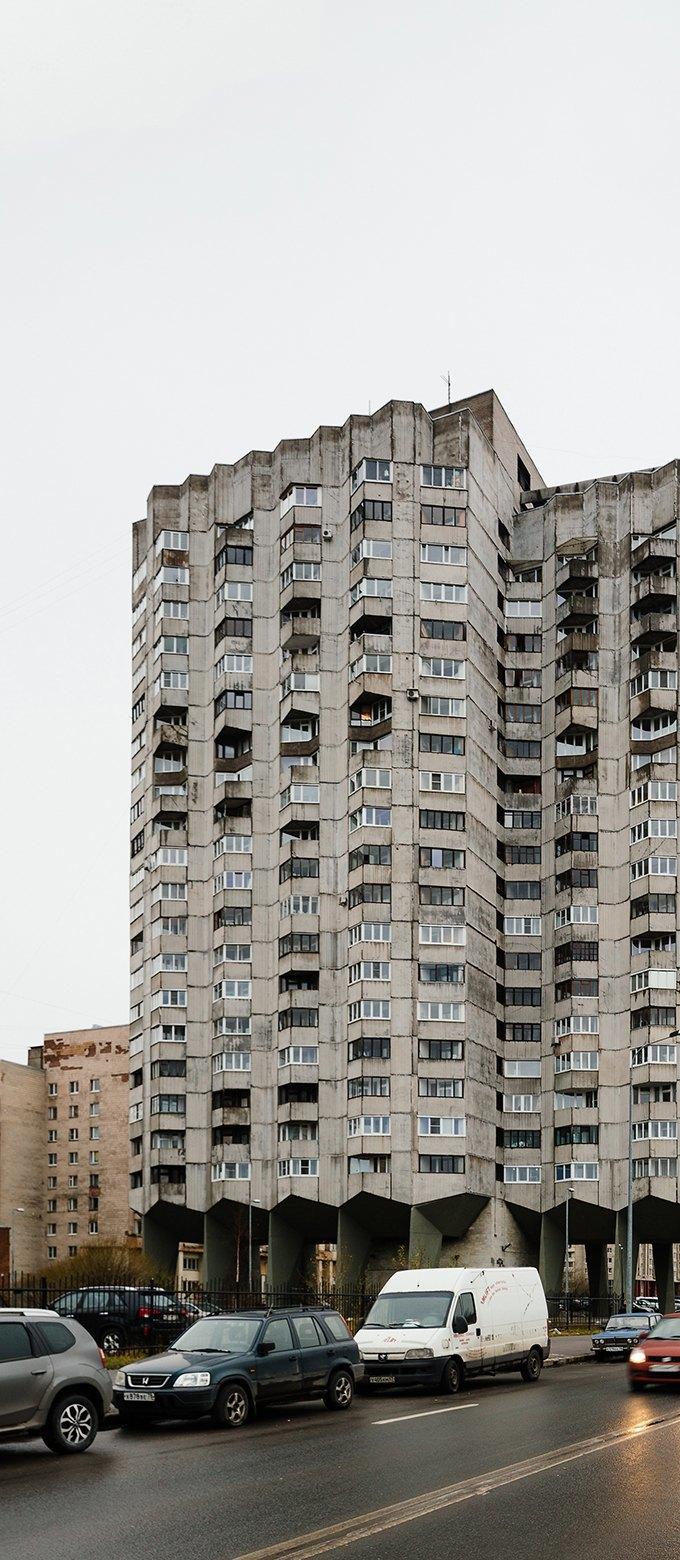 Я живу в доме «на курьих ножках» на«Приморской» (Петербург). Изображение № 2.