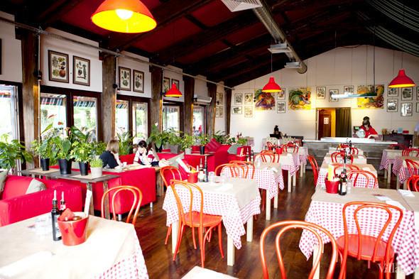 Новое место: Ресторан «Меркато». Изображение № 14.