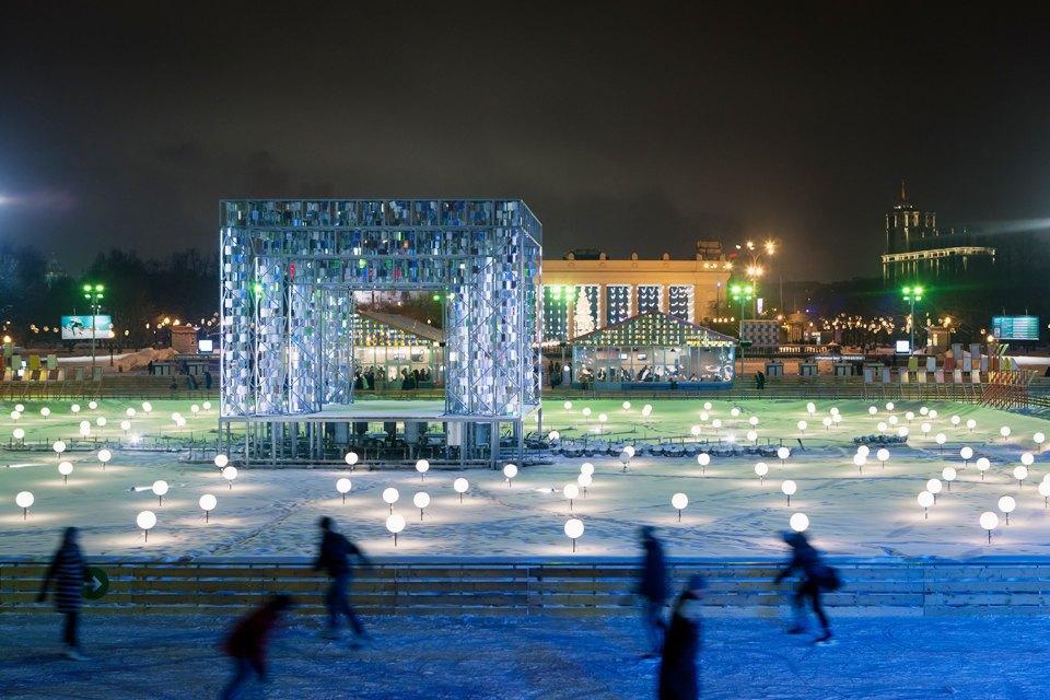 «Взял мяч — фигачь»: Как Wowhaus стали самыми известными архитекторами собянинской Москвы. Изображение № 6.
