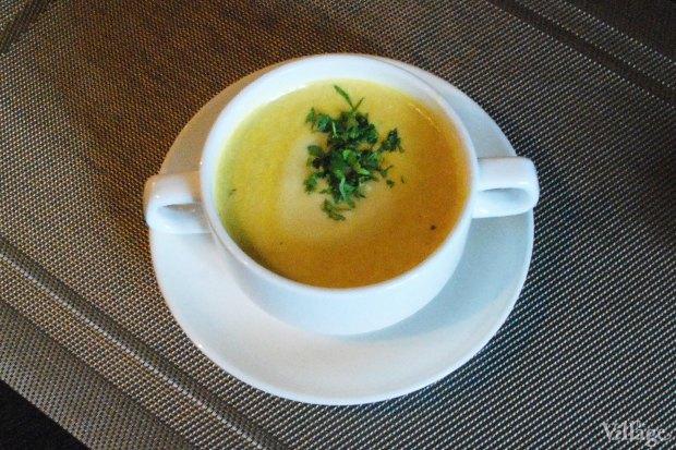 Овощной суп-пюре — 110 рублей. Изображение № 8.