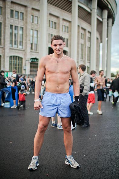Бег с ними: В Москве прошел марафон Run Moscow. Изображение № 33.