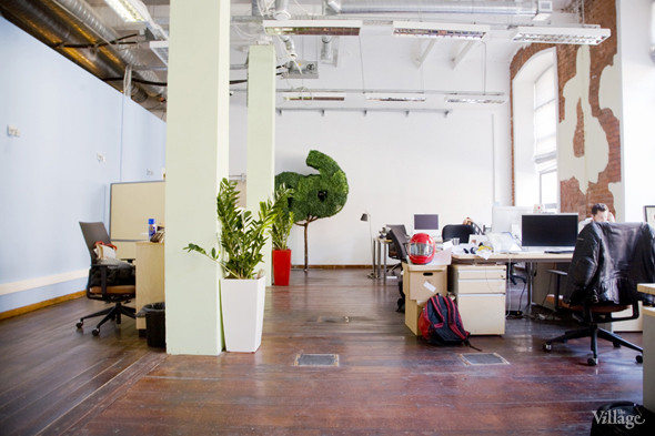 Офис недели: Instinct. Изображение № 7.