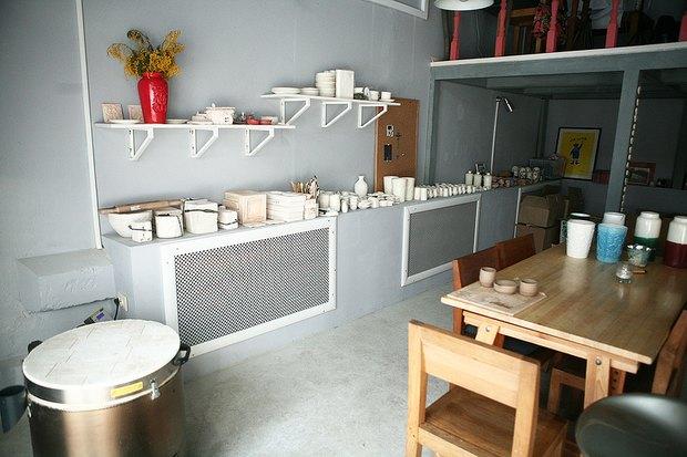 На «Флаконе» открылась студия «Дымов керамики». Изображение № 1.