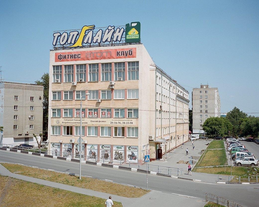 Фотограф Максим Шер — отом, изчего состоит постсоветский город. Изображение № 28.