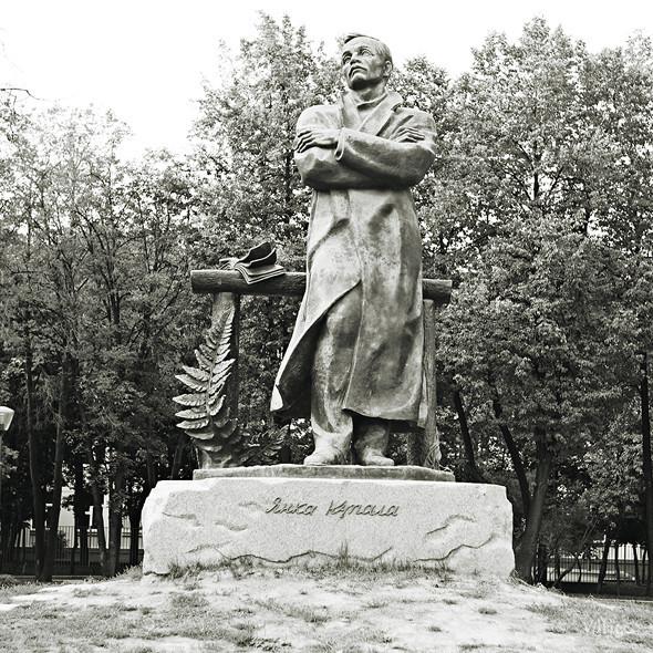 По местам: Памятник Янке Купале. Изображение № 1.