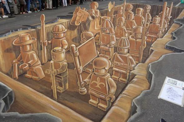 В Приморском парке Победы пройдёт фестиваль 3D-граффити. Изображение № 2.