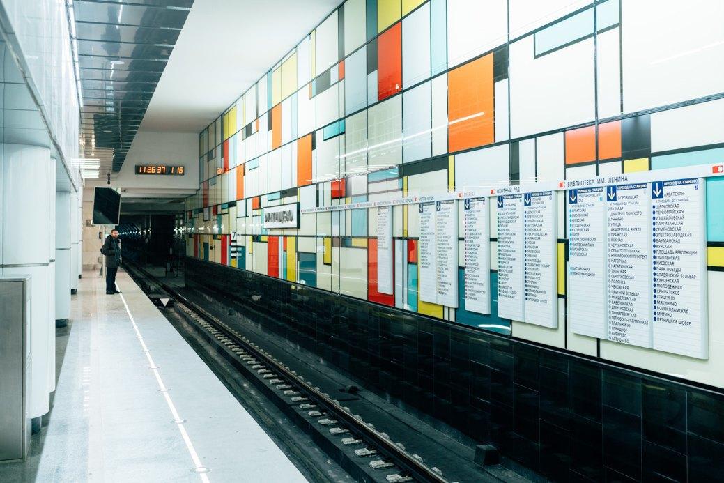 Как устроена новая станция метро «Румянцево». Изображение № 8.