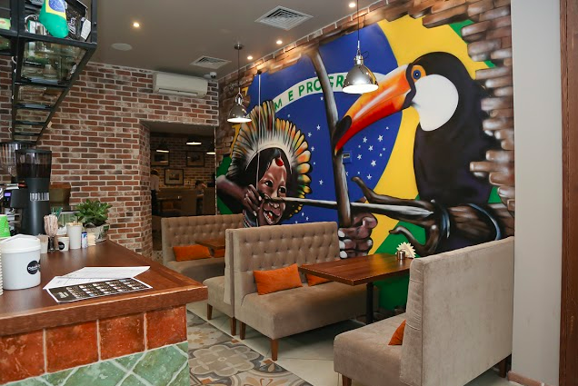 На Покровке открылся ресторан бразильской кухни Cafezinho do Brasil. Изображение № 3.