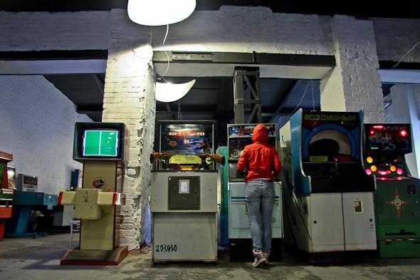 Музей советских игровых автоматов открылся на новом месте. Изображение № 3.