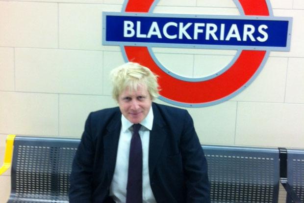 На открытии новой станции Лондонского метрополитена. Изображение № 26.