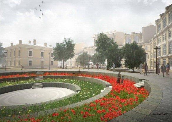 Каким будет Гостиный двор после реконструкции. Изображение № 4.