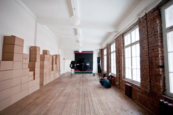 Группа «Фабрика»: Гид по арт–пространствам Обводного канала. Изображение № 103.