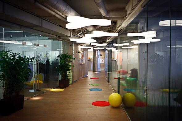 Офис недели: Google (Петербург). Изображение № 53.