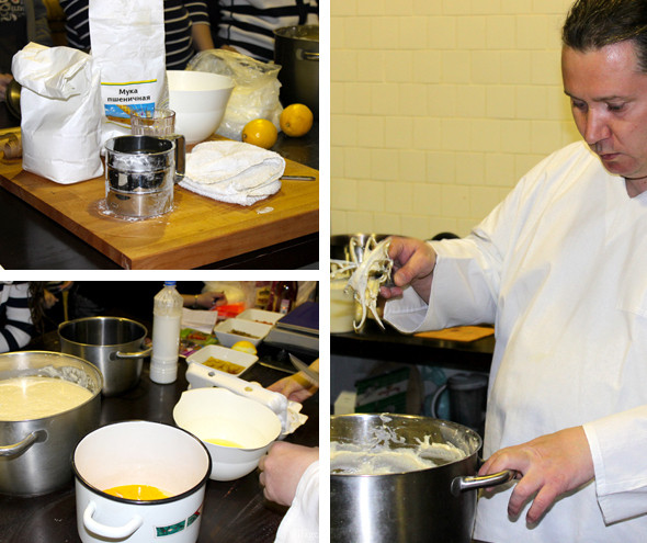 Время есть: репортаж с кулинарного мастер–класса в «Лавке». Изображение № 2.