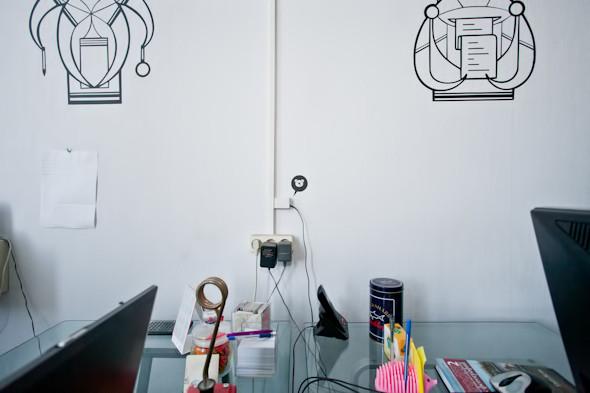 Офис недели: дизайн–студия Nimax (Петербург). Изображение № 7.