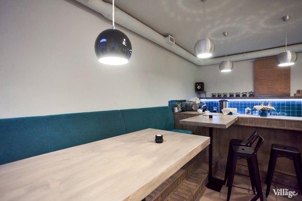 Новое место (Петербург): Кофейня Smalldouble. Изображение № 11.