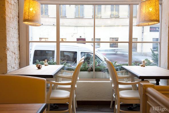 Новое место: Ресторан «Счастье». Изображение № 6.