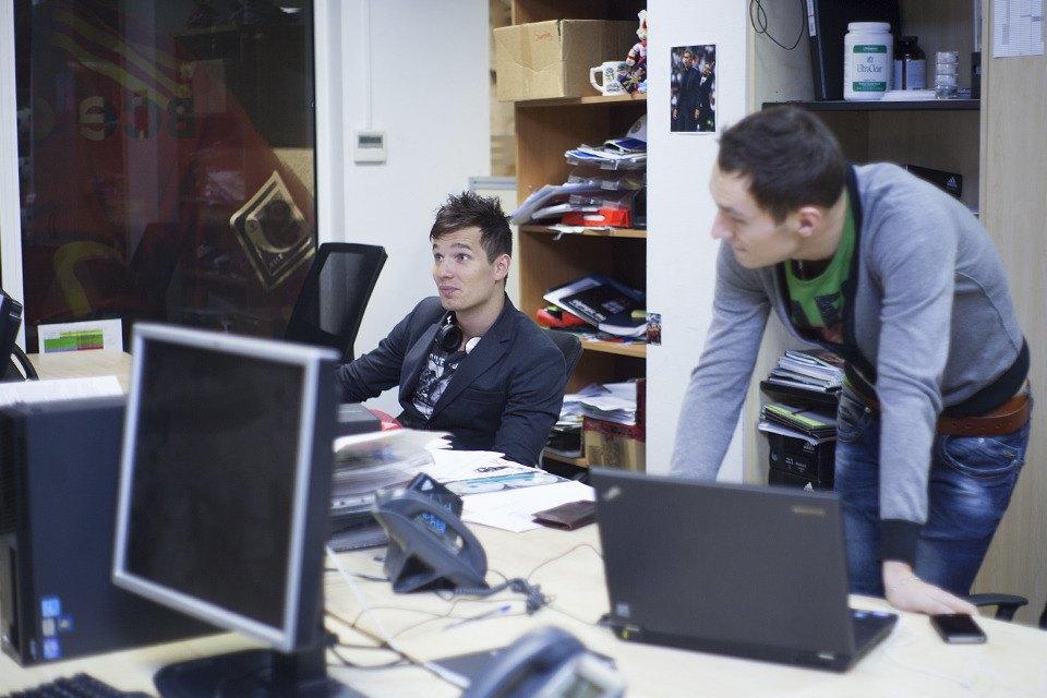 Офис: Adidas Group. Изображение № 24.