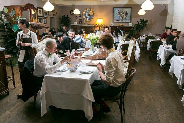Арам Мнацаканов перезапустил ресторан «Северянин». Изображение № 1.