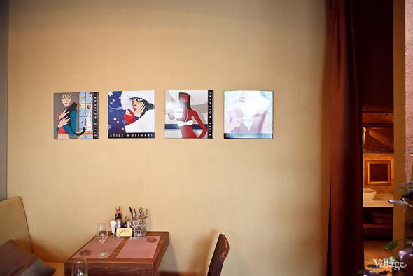 Новое место (Петербург): Ресторан «Марчелли's». Изображение № 13.