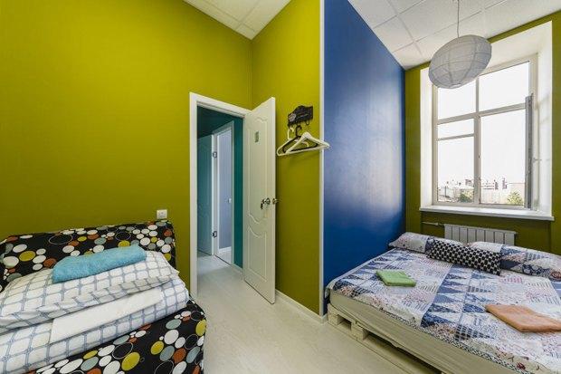 Свежий номер: 7 новых хостелов вПетербурге . Изображение № 10.