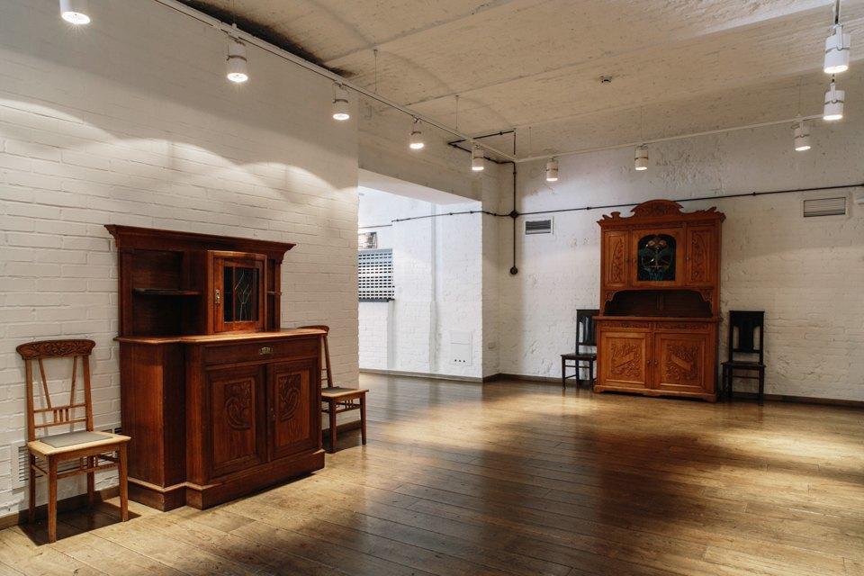 «Студия театрального искусства» вздании бывшей фабрики. Изображение № 15.