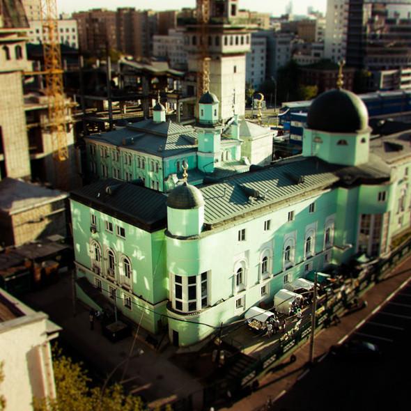 Изображение 2. В зоне риска: Соборная мечеть в Выползовом переулке.. Изображение № 1.