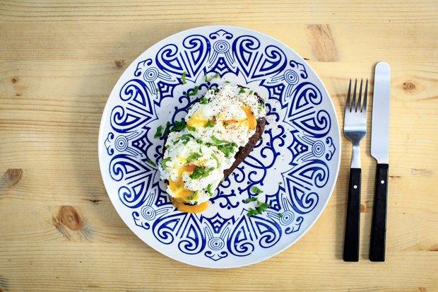 9 новых мест для завтраков вМоскве. Изображение № 13.