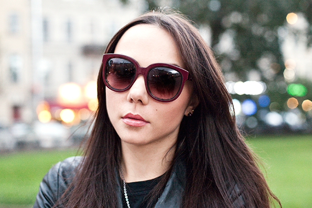 Внешний вид: Карина Курганова, хозяйка Retro Shop. Изображение № 11.
