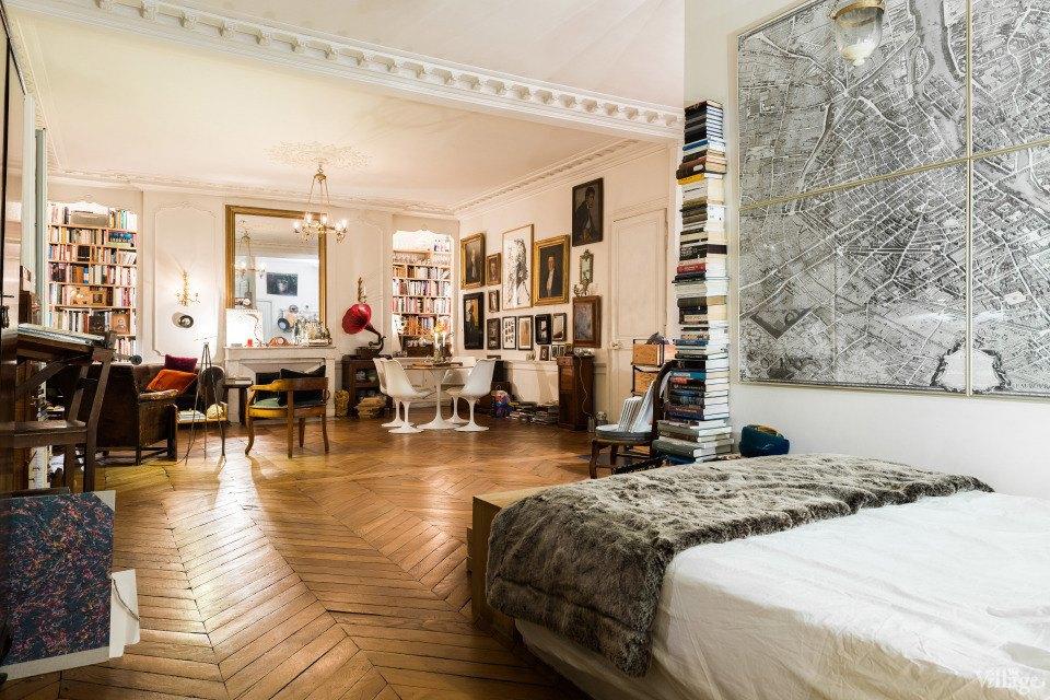Квартиры мира: Париж. Изображение № 9.