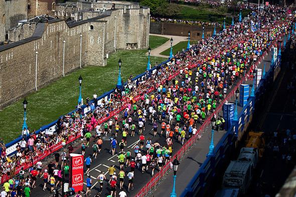 Иностранный опыт: 5 городских марафонов. Изображение № 14.
