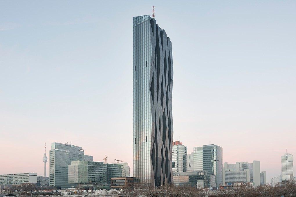 Hopes Tech: 15 самых эффектных небоскрёбов мира. Изображение № 38.