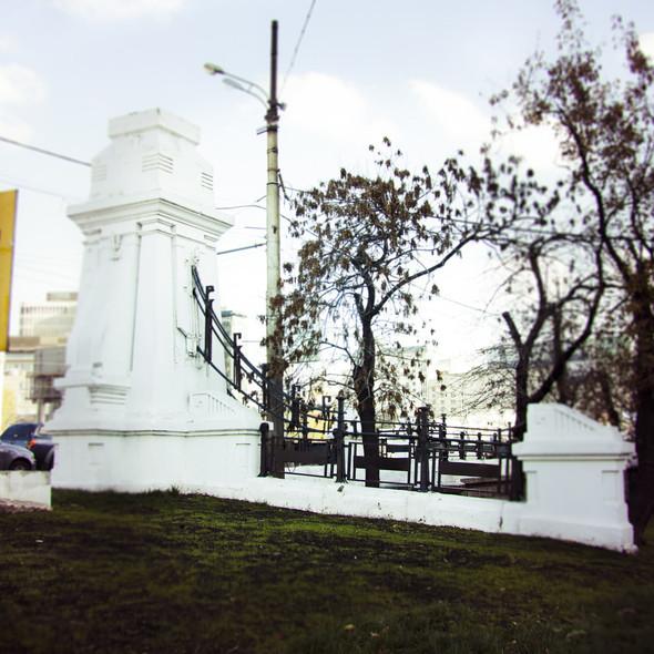 В зоне риска: Тверской путепровод. Изображение № 7.