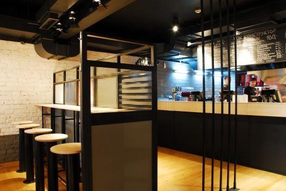 «Воккер» открыл свой первый ресторан. Изображение № 7.