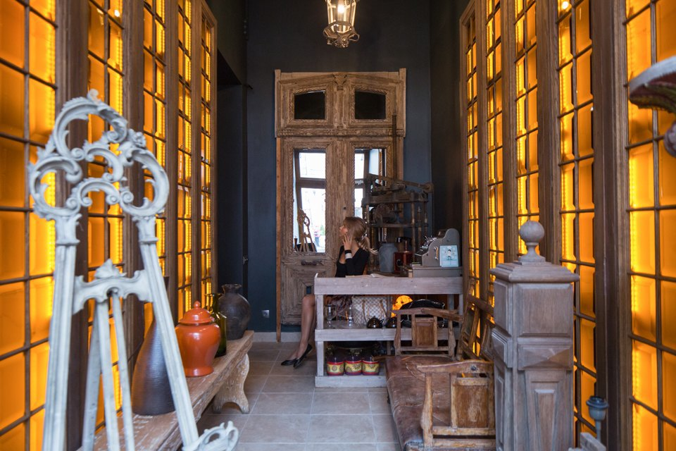 Ресторан-бар Lombard на Садовой . Изображение № 8.