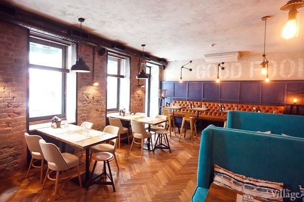 Новое место: Funky Kitchen. Изображение № 2.